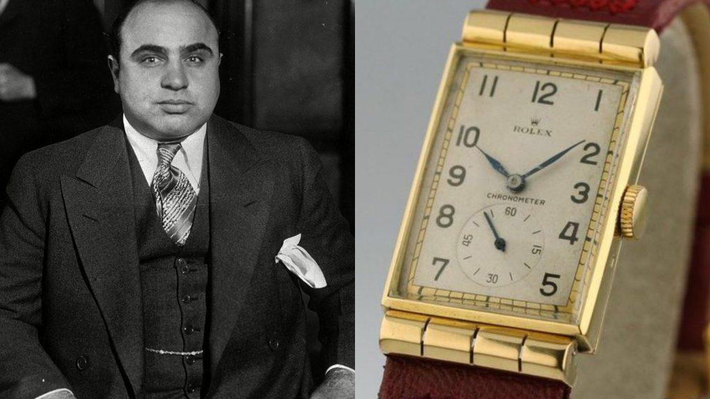 Al Capone Rolex Prince