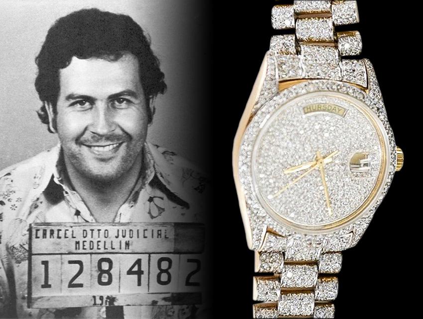 Escobar Rolex Day-Date