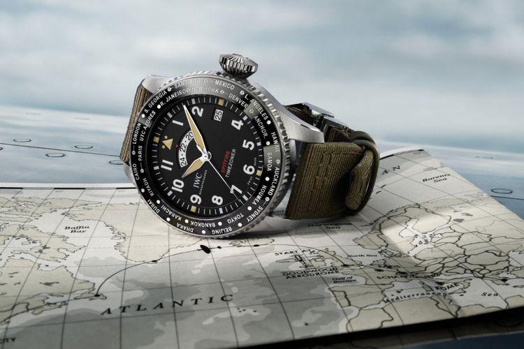Jam Tangan Pilot